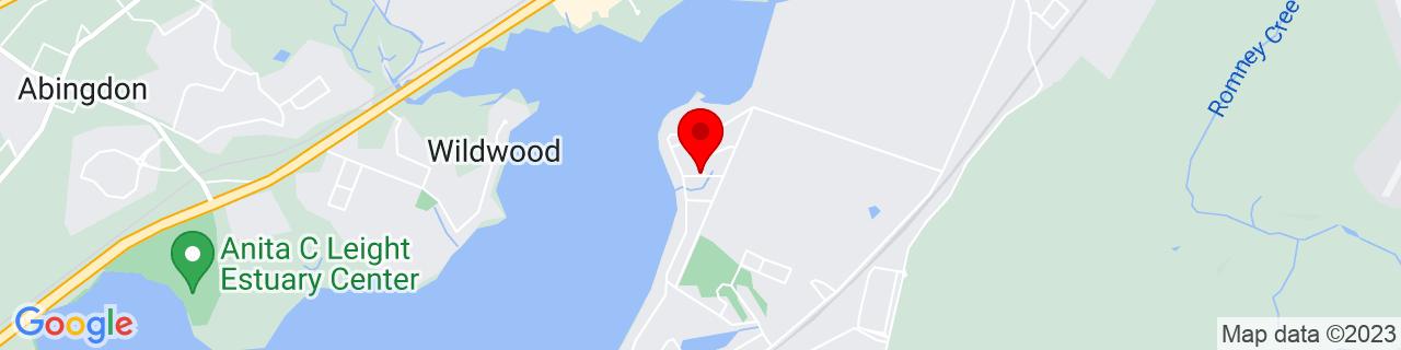 Google Map of 39.4570535, -76.228844