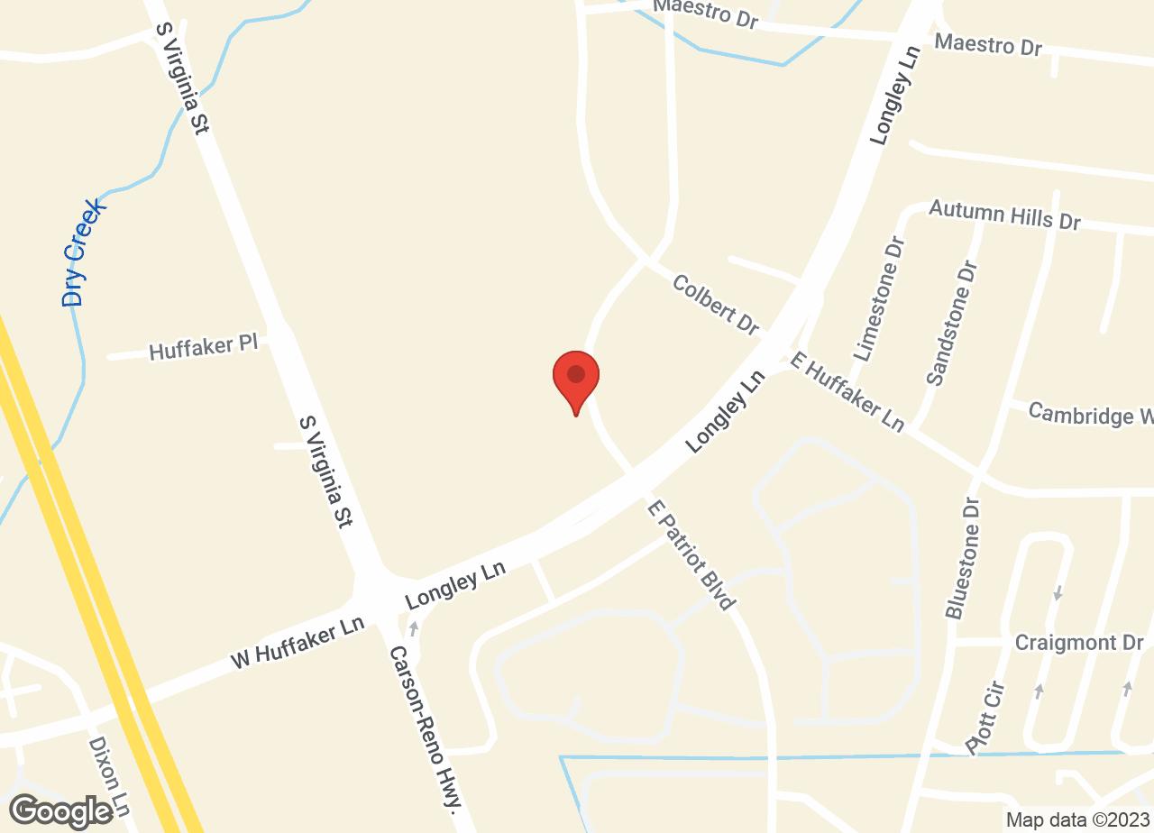Google Map of VCA A Plus Animal Hospital
