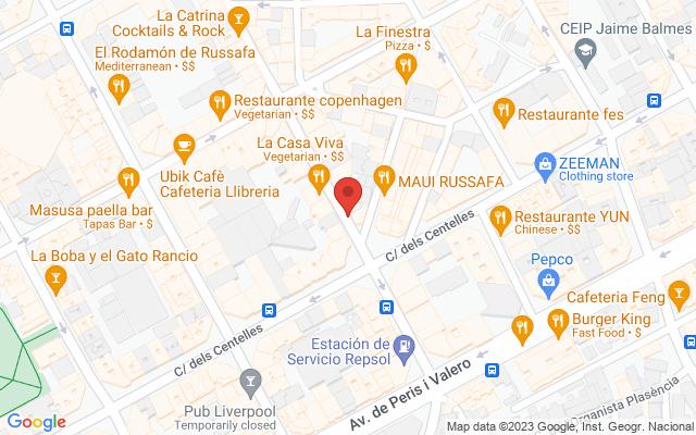 Administración nº61 de Valencia