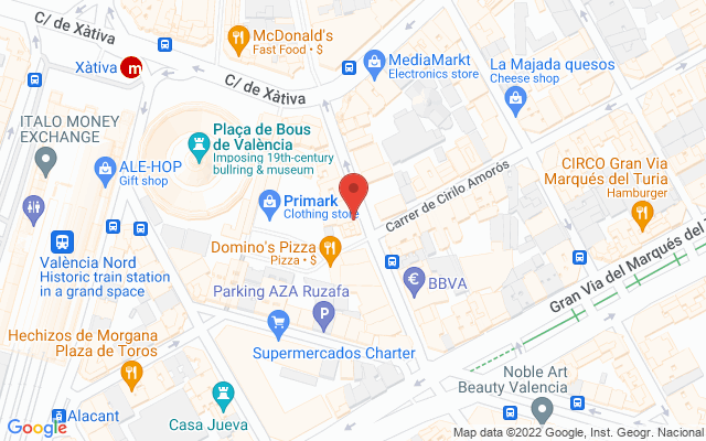 Administración nº26 de Valencia