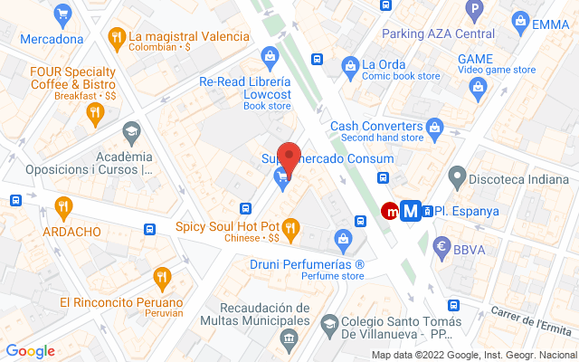 Administración nº49 de Valencia