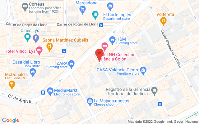 Administración nº32 de Valencia