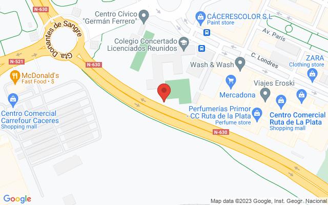 Administración nº11 de Cáceres