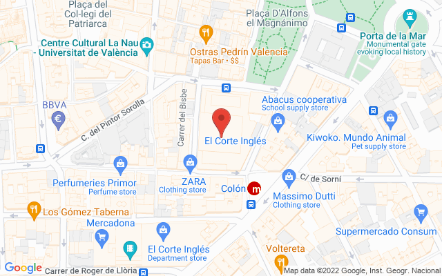 Administración nº105 de Valencia