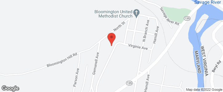 239 HAMPSHIRE AVE Bloomington MD 21523