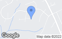 Map of Westminster, MD