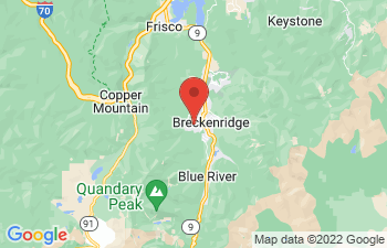 Map of Breckenridge