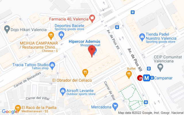 Administración nº107 de Valencia