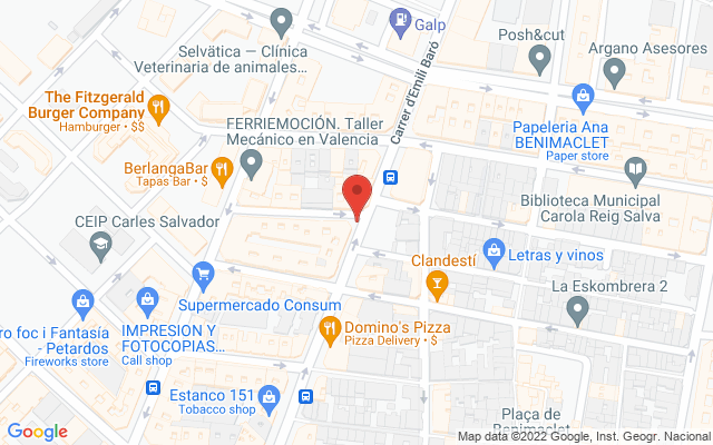 Administración nº88 de Valencia