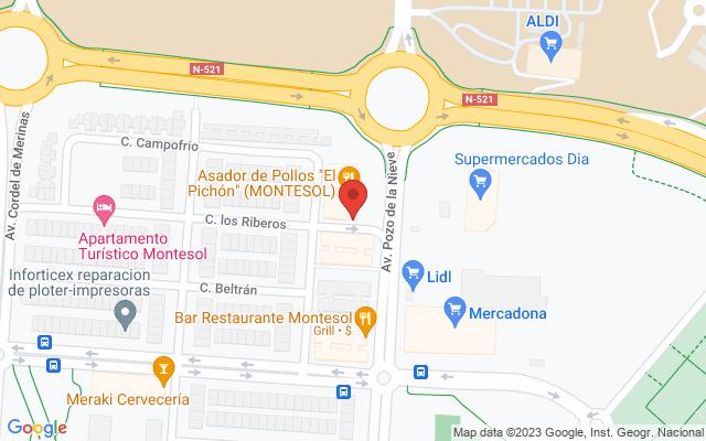 Administración nº14 de Cáceres