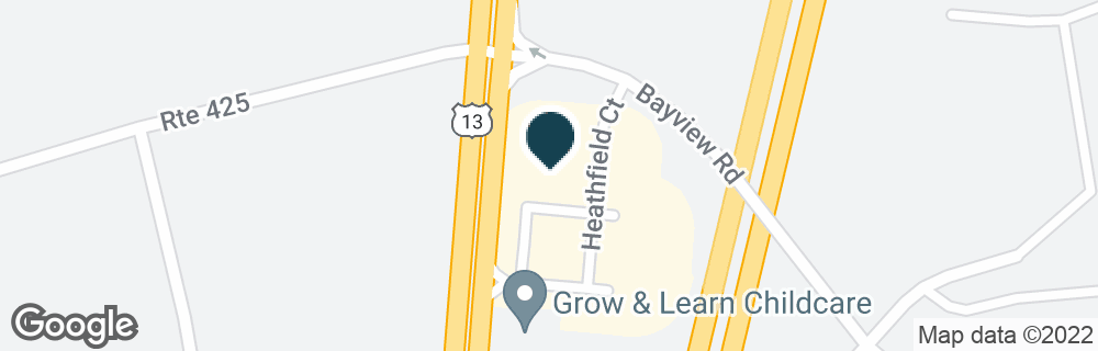 Google Map of2470 N DUPONT PKWY