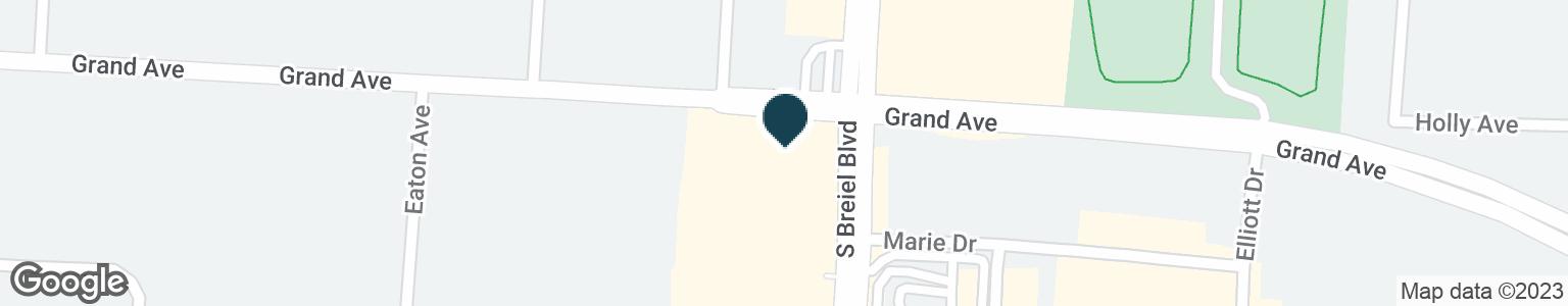 Google Map of700 S BREIEL BLVD