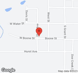 157 West Boone Street
