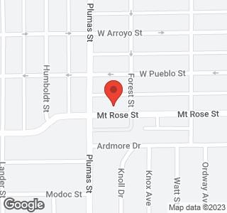 441 Mount Rose