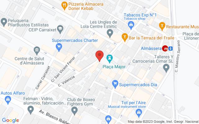 Administración nº1 de Almàssera