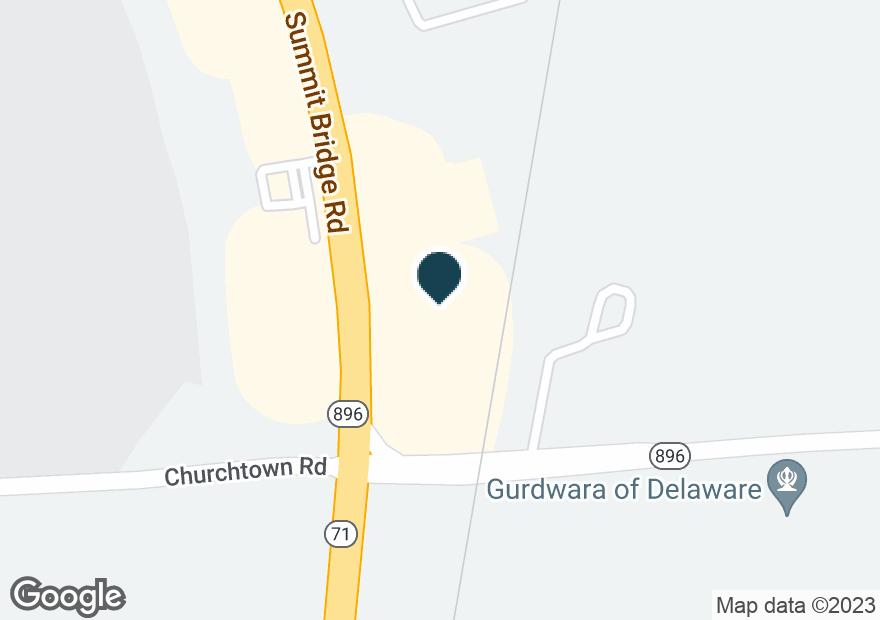 Google Map of4465 SUMMIT BRIDGE RD
