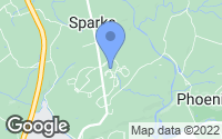 Map of Sparks, MD