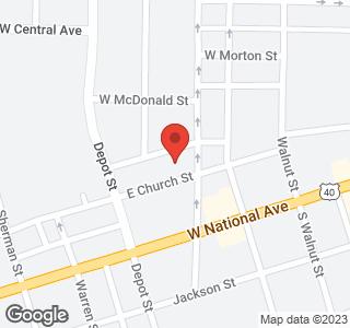 100 North Meridian Street