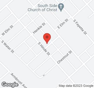 932 S. Hinde Street