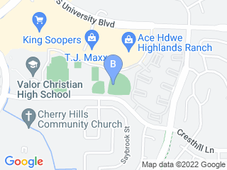 Map of As You Wish Pet Sitting Dog Boarding options in Highlands Ranch | Boarding