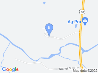Map of CeasarsCreek Boarding Kennel Dog Boarding options in Wilmington | Boarding