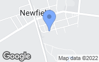 Map of Newfield, NJ