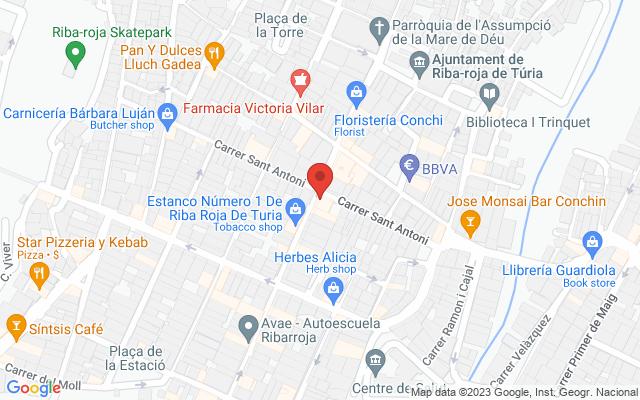 Administración nº1 de Riba-roja de Túria