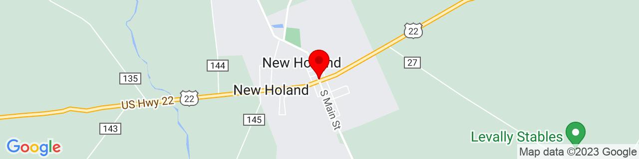 Google Map of 39.5539511, -83.2568582