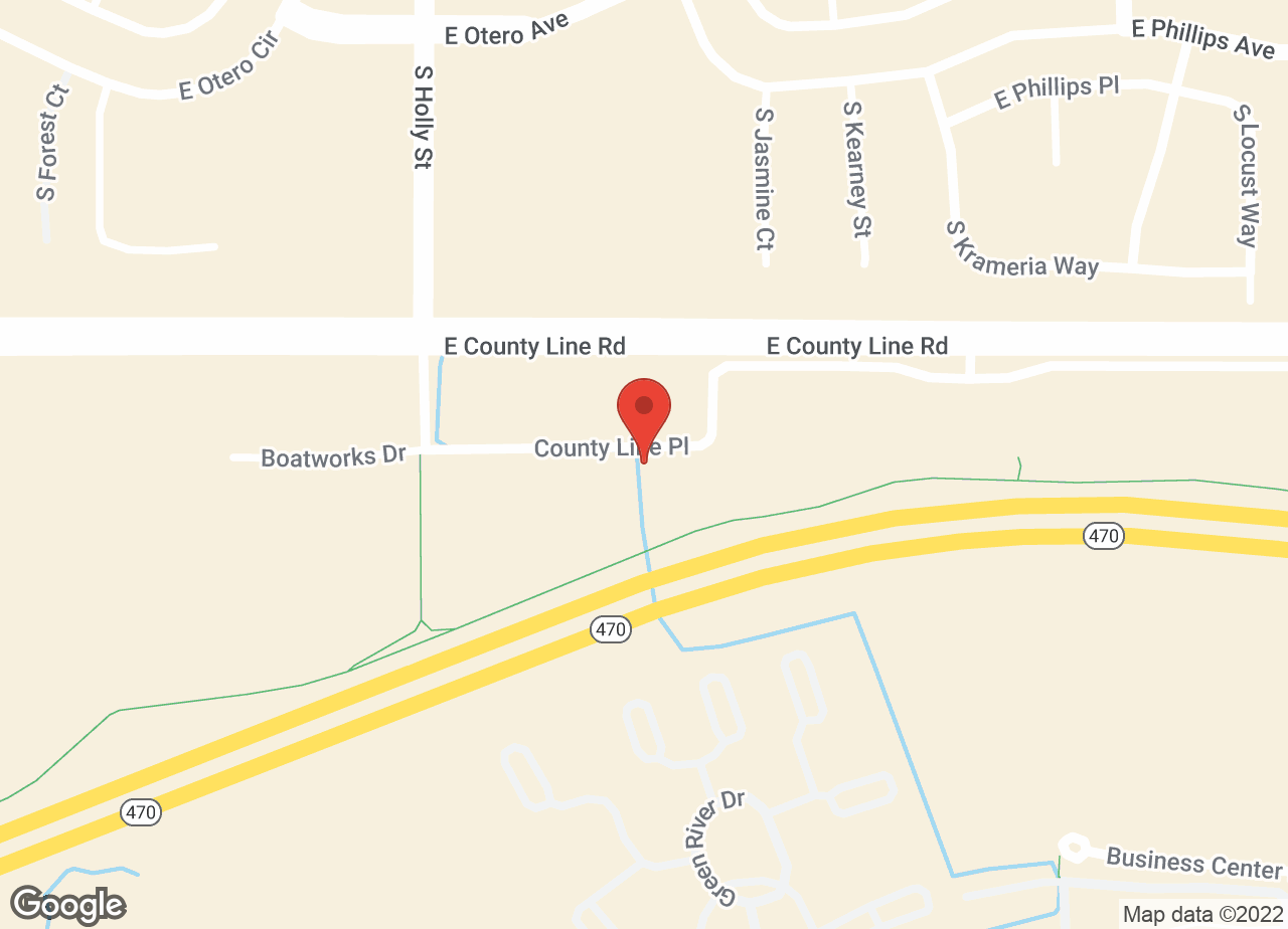 Google Map of VCA Mountainview Animal Hospital & Pet Lodge