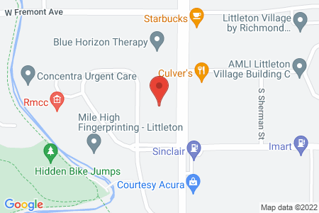 static image of therapist location