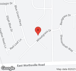 828 Wheatgrass Drive