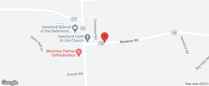 537 MONKTON RD Monkton MD 21111