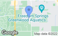 Map of Greenwood, IN