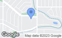 Map of Littleton, CO