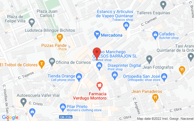 Administración nº2 de Quintanar de La Orden