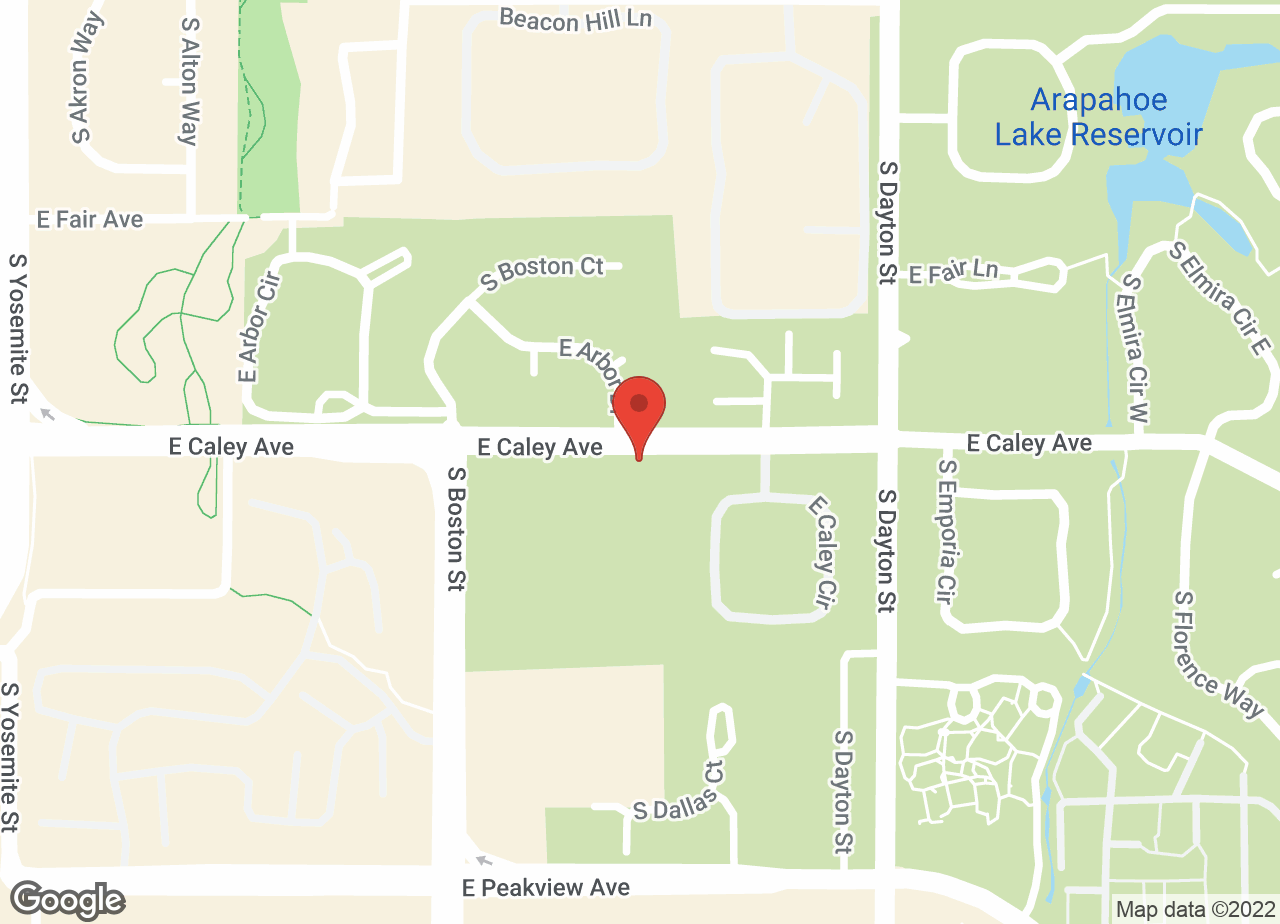 Google Map of VCA Wingate Animal Hospital
