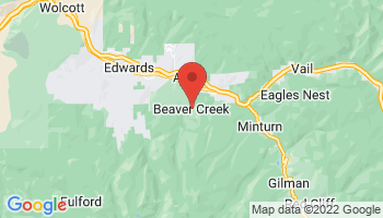Map of Beaver Creek