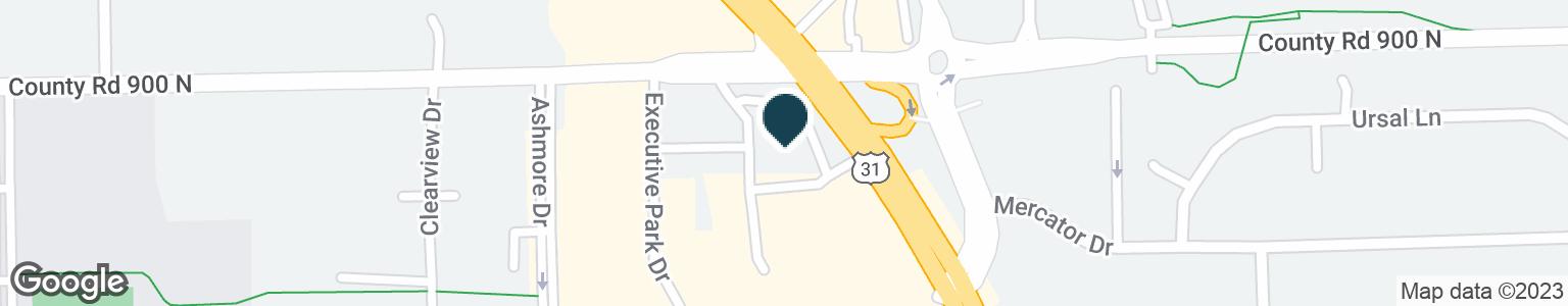 Google Map of700 US HIGHWAY 31 S