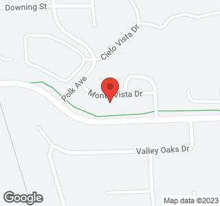 543 Monte Vista Drive