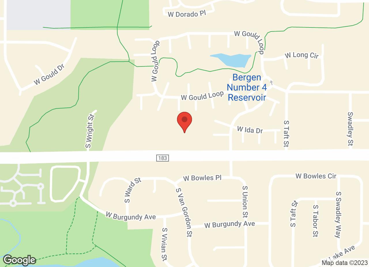 Google Map of VCA Dakota Ridge Animal Hospital