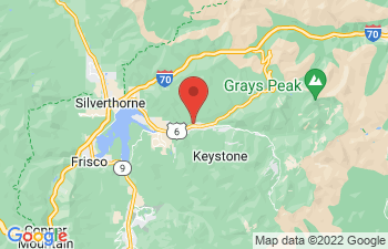 Map of Keystone
