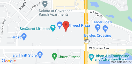 Directions to MAD Greens - Littleton Southwest Plaza