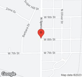 807 North SPENCER Street