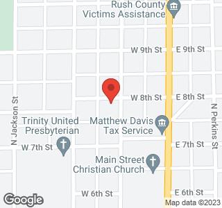 733 North Morgan Street