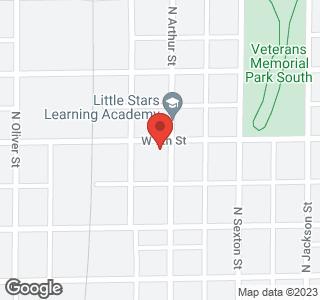 835 North ARTHUR Street