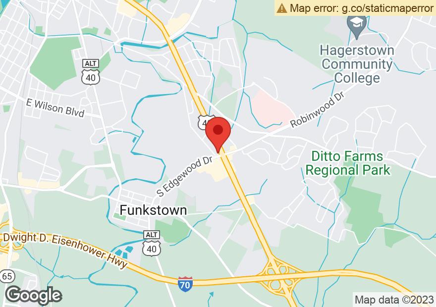 Google Map of 1631 DUAL HWY