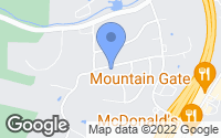 Map of Thurmont, MD