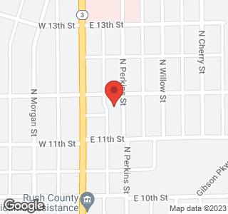 1127 North Perkins Street