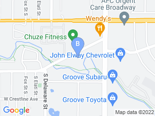Map of G'day Pet Care Englewood Dog Boarding options in Englewood | Boarding