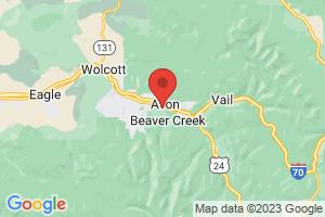 Map of Beaver Creek